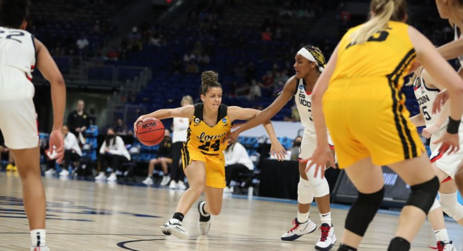Iowa played well as a team, but ultimately fell to one of the best teams in the country in UConn